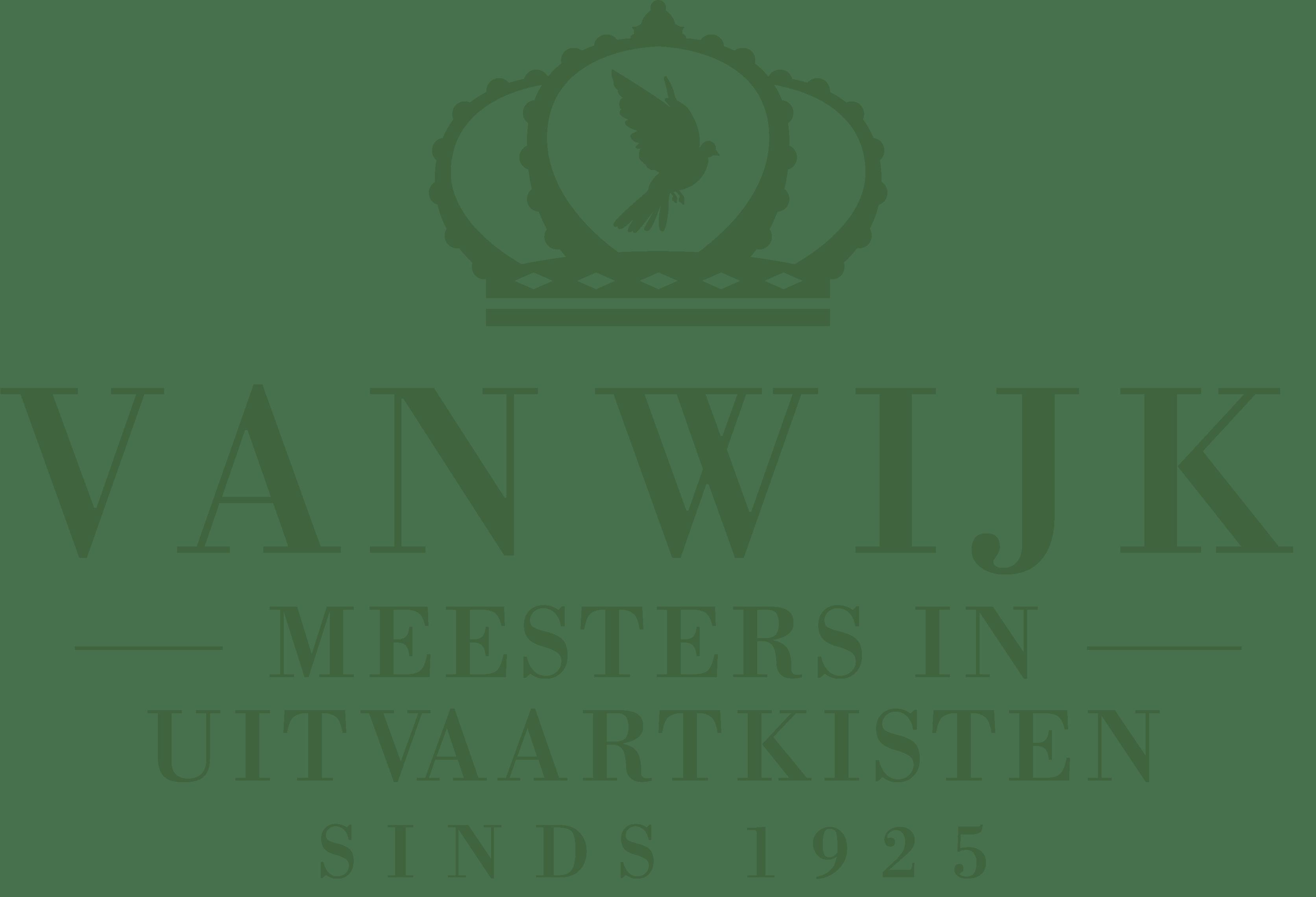 Van Wijk Uitvaartkisten is een vijf generaties jong familiebedrijf, dat sinds de oprichting in 1925 zijn sporen heeft verdiend in de uitvaartbranche. Sinds enige jaren produceert Van Wijk tevens milieuvriendelijke uitvaartkisten